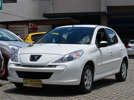 Peugeot 207 Active 1.4 Flex 8V 5p 2014/2014