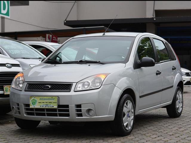 Ford Fiesta 1.0 8V FlexClass 1.0 8V Flex 5p 2010/2010