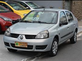 Renault Clio Expression Hi-Flex 1.0 16V 5p 2008/2008