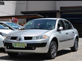 Renault Megane Sedan Expression Hi-Flex 1.6 16V 2011/2011