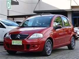 Citroën C3 GLX 1.4/ GLX Sonora 1.4 Flex 8V 5p 2011/2011