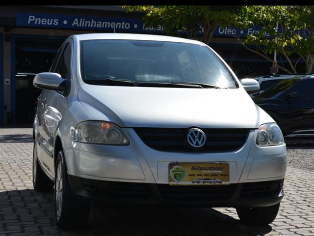 VolksWagen Fox Route 1.6 Mi Total Flex 8V 5p 2008/2008