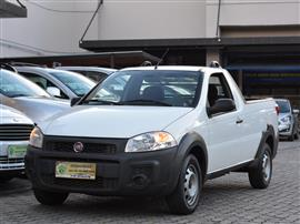 Fiat Strada Working HARD 1.4 Fire Flex 8V CS 2020/2020