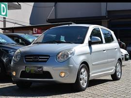 Kia Motors Picanto EX 1.1/1.0/ 1.0 Flex Mec. 2008/2008