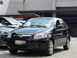 Fiat Siena EL Celeb. 1.4 mpi Fire Flex 8V 4p 2013/2013