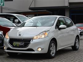 Peugeot 208 Active/Active Pack 1.5 Flex 8V 5p 2014/2014