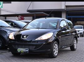 Peugeot 207 XR 1.4 Flex 8V 3p 2011/2011