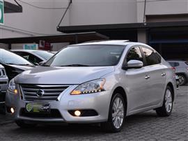 Nissan Sentra SL 2.0/ 2.0 Flex Fuel 16V Aut. 2014/2014