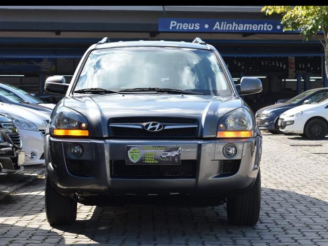 Hyundai Tucson 2.0 16V Flex Aut. 2017/2017