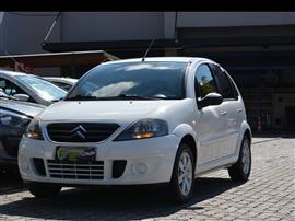 Citroën C3 GLX 1.4/ GLX Sonora 1.4 Flex 8V 5p 2012/2012