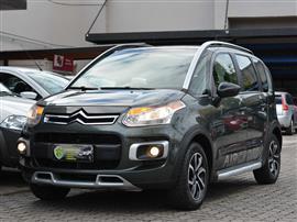 Citroën AIRCROSS GLX 1.6 Flex 16V 5p Mec. 2011/2011