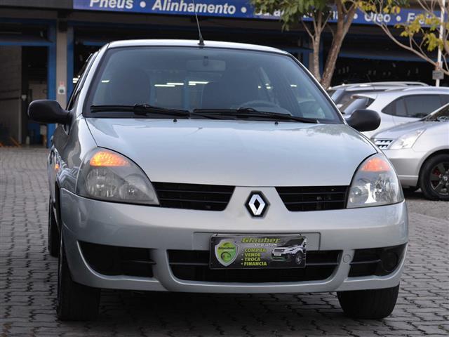 Renault Clio Campus Hi-Flex 1.0 16V 5p 2009/2009