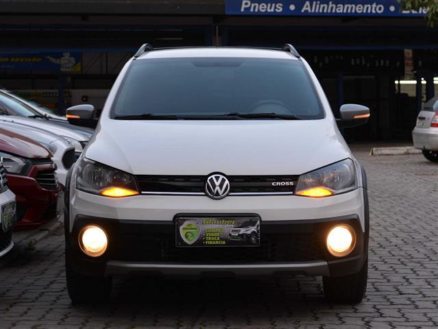 VolksWagen Saveiro CROSS 1.6 Mi Total Flex 8V CE 2014/2014