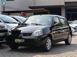Renault Clio Hi-Flex 1.0 16V 5p 2011/2011