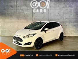 Ford Fiesta TITANIUM 1.6 16V Flex Mec. 2017/2017