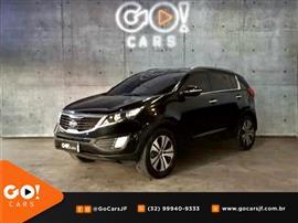 Kia Motors Sportage EX 2.0 16V 2.0 16V Flex Aut. 2012/2013