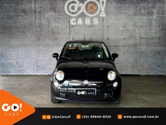 Fiat 500 Cult 1.4 Flex 8V EVO Mec. 2011/2012