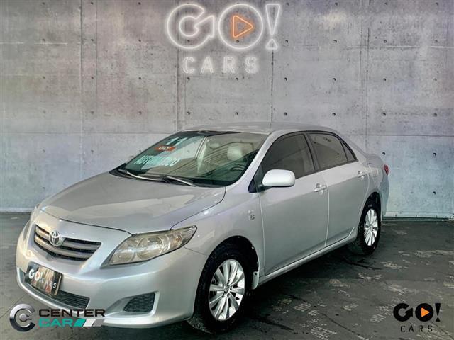 Toyota Corolla XLi 1.81.8 Flex 16V Aut. 2010/2011