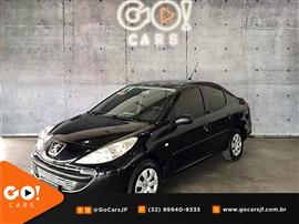Peugeot 207 Sedan Passion XR 1.4 Flex 8V 4p 2011/2011