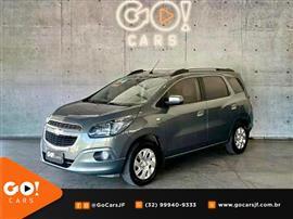 Chevrolet SPIN LTZ 1.8 8V Econo.Flex 5p Mec. 2013/2014