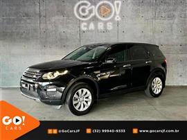 Land Rover Discovery Sport SE 2.0 4x4 Diesel Aut. 2016/2016