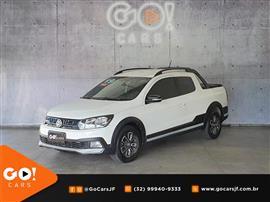 VolksWagen Saveiro CROSS 1.6 T.Flex 16V CD 2018/2019