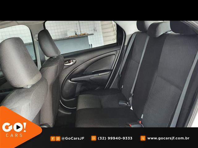 Toyota ETIOS X Plus Sedan 1.5 Flex 16V 4p Mec. 2018/2019