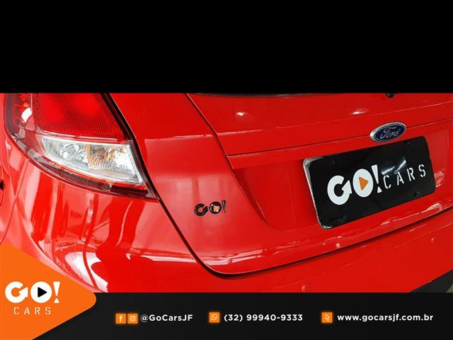 Ford Fiesta 1.5 16V Flex Mec. 5p 2014/2015