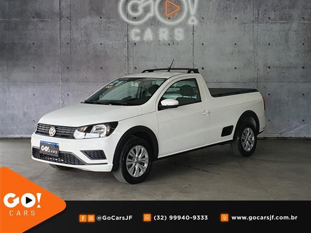 VolksWagen Saveiro Trendline 1.6 T.Flex 8V 2021/2021