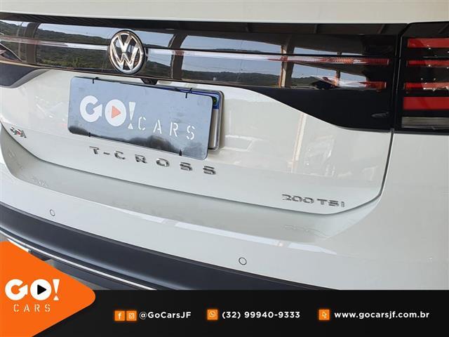 VolksWagen T-Cross Comfortline 1.0 TSI Flex 5p Aut. 2020/2021