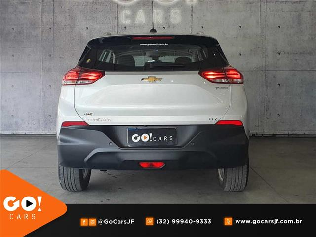 Chevrolet TRACKER LTZ 1.2 Turbo 12V Flex Aut. 2020/2021