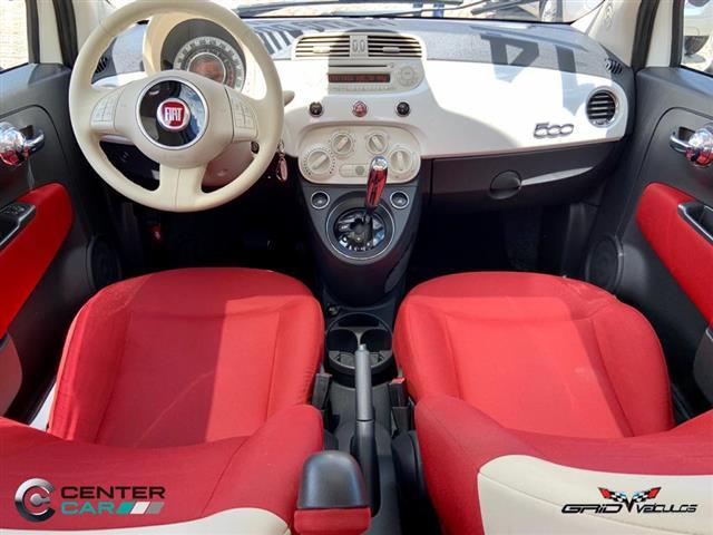 Fiat 500 Cult 1.4 Flex 8V EVO Dualogic 2014/2014
