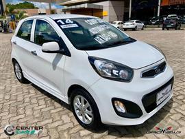 Kia Motors Picanto EX 1.11.0 1.0 Flex Aut. 2014/2014