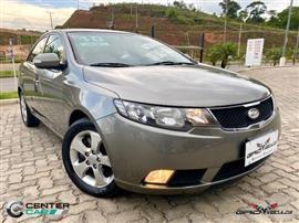 Kia Motors Cerato 1.6 16V Aut. 2009/2010