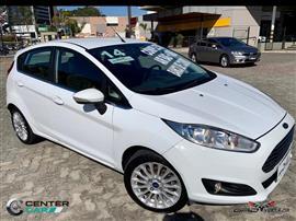 Ford Fiesta TITANIUM 1.6 16V Flex Mec. 2014/2014