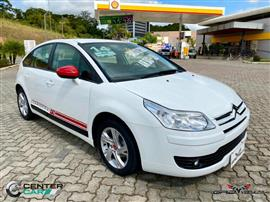 Citroën C4 Competition 1.6 Flex 16V 5p Mec. 2013/2014