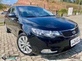 Kia Motors Cerato 1.6 16V Aut. 2012/2013