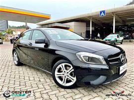 Mercedes-Benz Classe A 200 1.6 TB 16V Urban 156cv Aut. 2015/2015