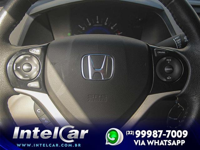 Honda Civic Sedan LXS 1.81.8 Flex 16V Mec. 4p 2013/2014