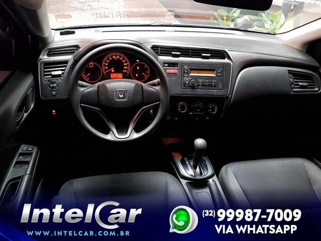 CITY Sedan LX 1.5 Flex 16V 4p Aut. 2015/2015