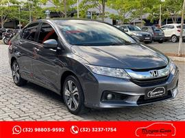 Honda CITY Sedan EX 1.5 Flex 16V 4p Aut. 2017/2017