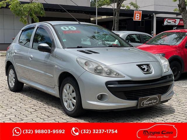 Peugeot 207 XR Sport 1.4 Flex 8V 5p 2008/2009