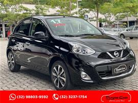 Nissan MARCH SL 1.6 16V FlexStart 5p Aut. 2016/2017