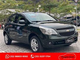 Chevrolet AGILE LTZ 1.4 MPFI 8V FlexPower 5p 2009/2010