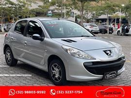 Peugeot 207 XR 1.4 Flex 8V 5p 2009/2010