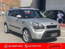 Kia Motors SOUL 1.6/ 1.6 16V FLEX Aut. 2011/2012