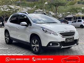 Peugeot 2008 Griffe 1.6 Turbo Flex 16V 5p Mec. 2017/2018