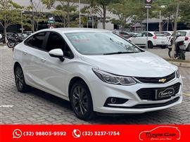 Chevrolet CRUZE LT 1.4 16V Turbo Flex 4p Aut. 2018/2018