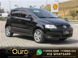 VolksWagen Fox Plus 1.6Mi 1.6Mi Total Flex 8V 4p 2007/2008
