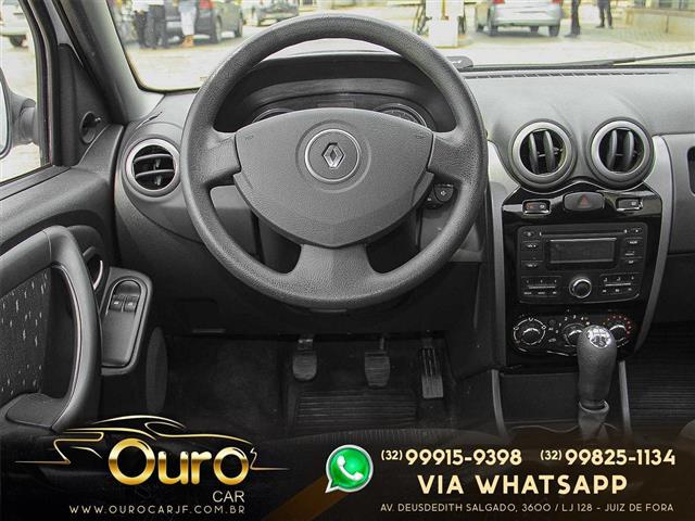 Renault LOGAN Expression Hi-Flex 1.6 8V 4p 2012/2013